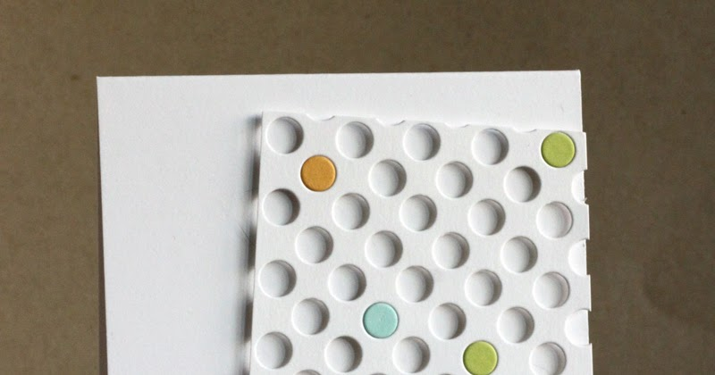 Polka Dot Cardstock Craft Supplies