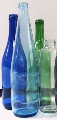 aneka botol dan warna