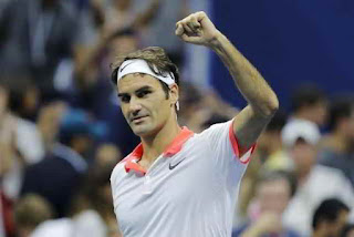 Roger Federer tenis online