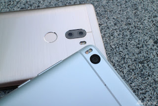 Mi5s e Mi5s Plus - Fotos e Unboxing