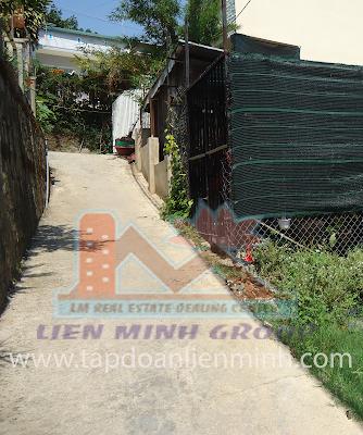 Đất sổ đỏ rộng giá rẻ phường 4 Đà Lạt – BĐS Liên Minh D2271