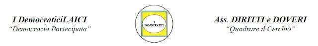 I DemocraticiLaici Ass. Diritti e Doveri
