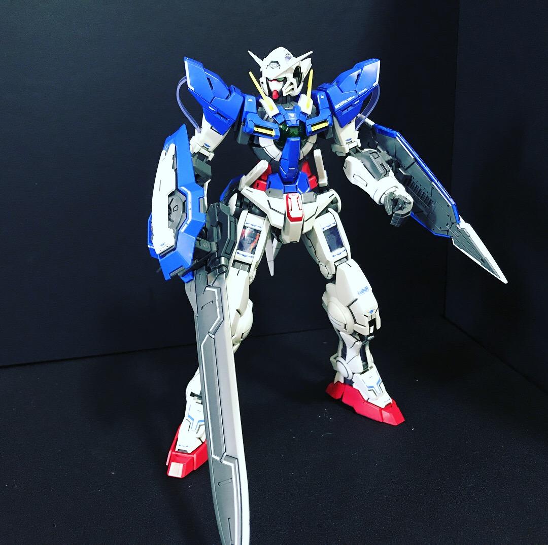 gundam exia model kit - HD1080×1075