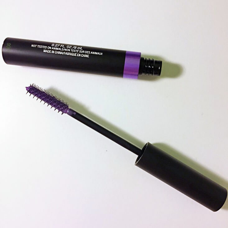 wet n wild Fantasy Makers Color Blast Colored Mascara Purple