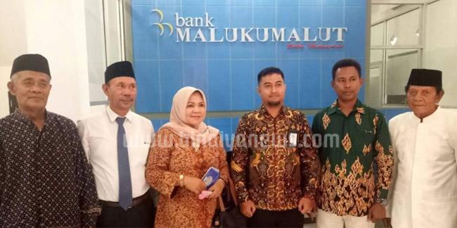 Tuahena Nakhodai Bank Maluku Malut Cabang Pembantu Gorom SBT
