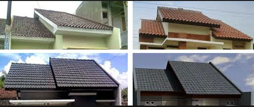 desain atap rumah minimalis