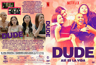 Dude Asi es la vida - Cover DVD