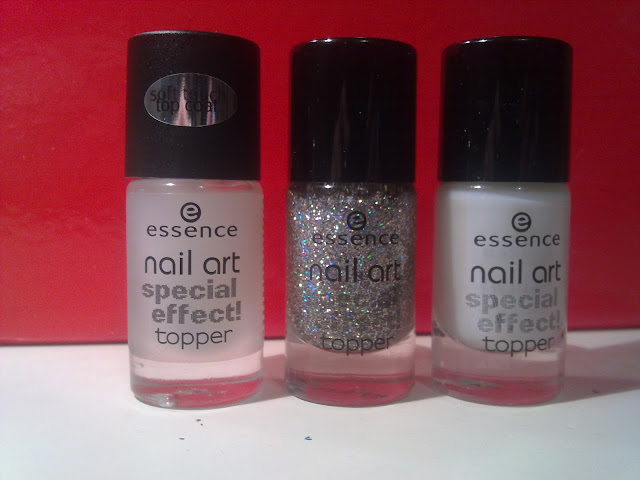topper essence special effect numero 03, 05, 07