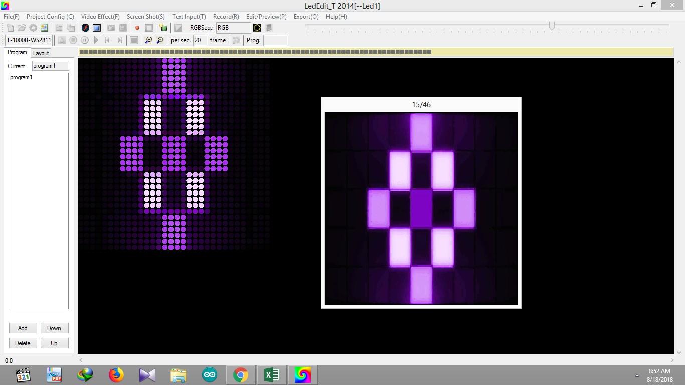 DOWNLOAD LED PROGRAMMING SOFTWARES FREE - pixelledlight
