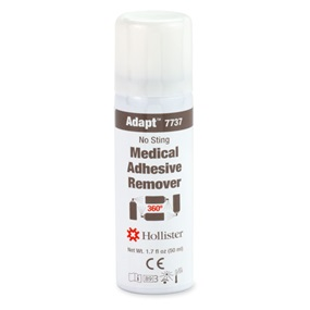 Hollister Adhesive Remover Spray Use Guide
