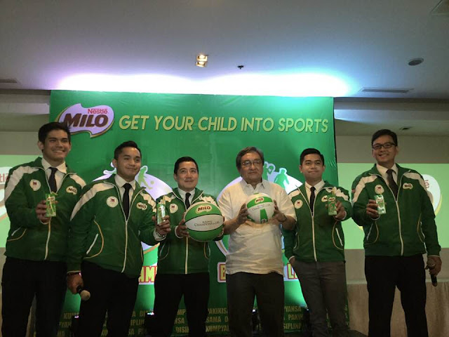 MILO Champ Camp, Barangay MILO Liga Launched