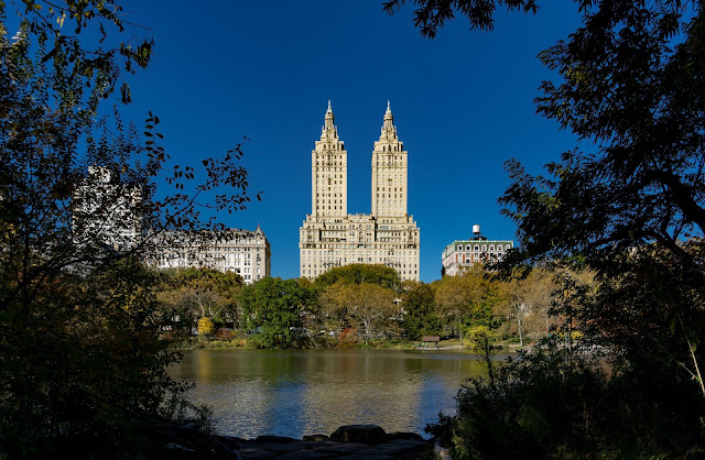 San Remo, Central Park, New York, Fall, Manhattan