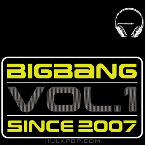 BIGBANG – BIGBANG, Vol. 1 (FLAC + ITUNES PLUS AAC M4A)