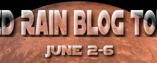 Red Rain Blog Tour–Excerpt