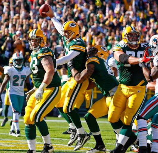NFL Preview: The Green Bay Packers Vs. The Miami Dolphins