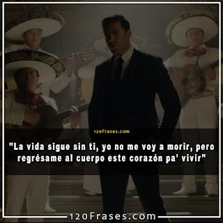 Carlos Rivera y mariachis