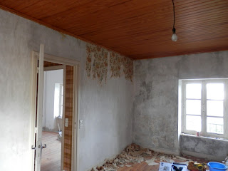Decorating in France - Renovation project