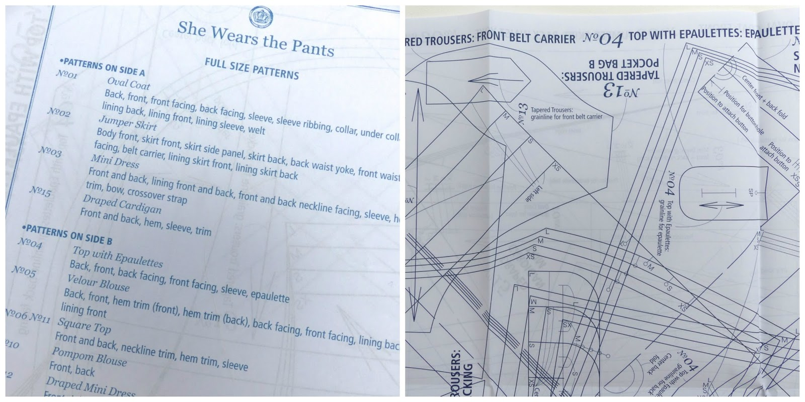 verykerryberry: \'She Wears the Pants\': Japanese Sewing Book Review