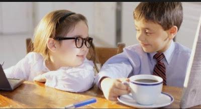 5 Efek Buruk Kopi Bagi Anak-anak