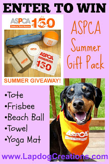 Enter to Win a ASPCA Summer Gift Pack