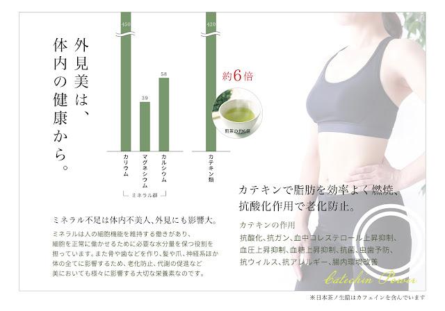 健康・美容・アンチエイジングに!日本茶ノ生餡