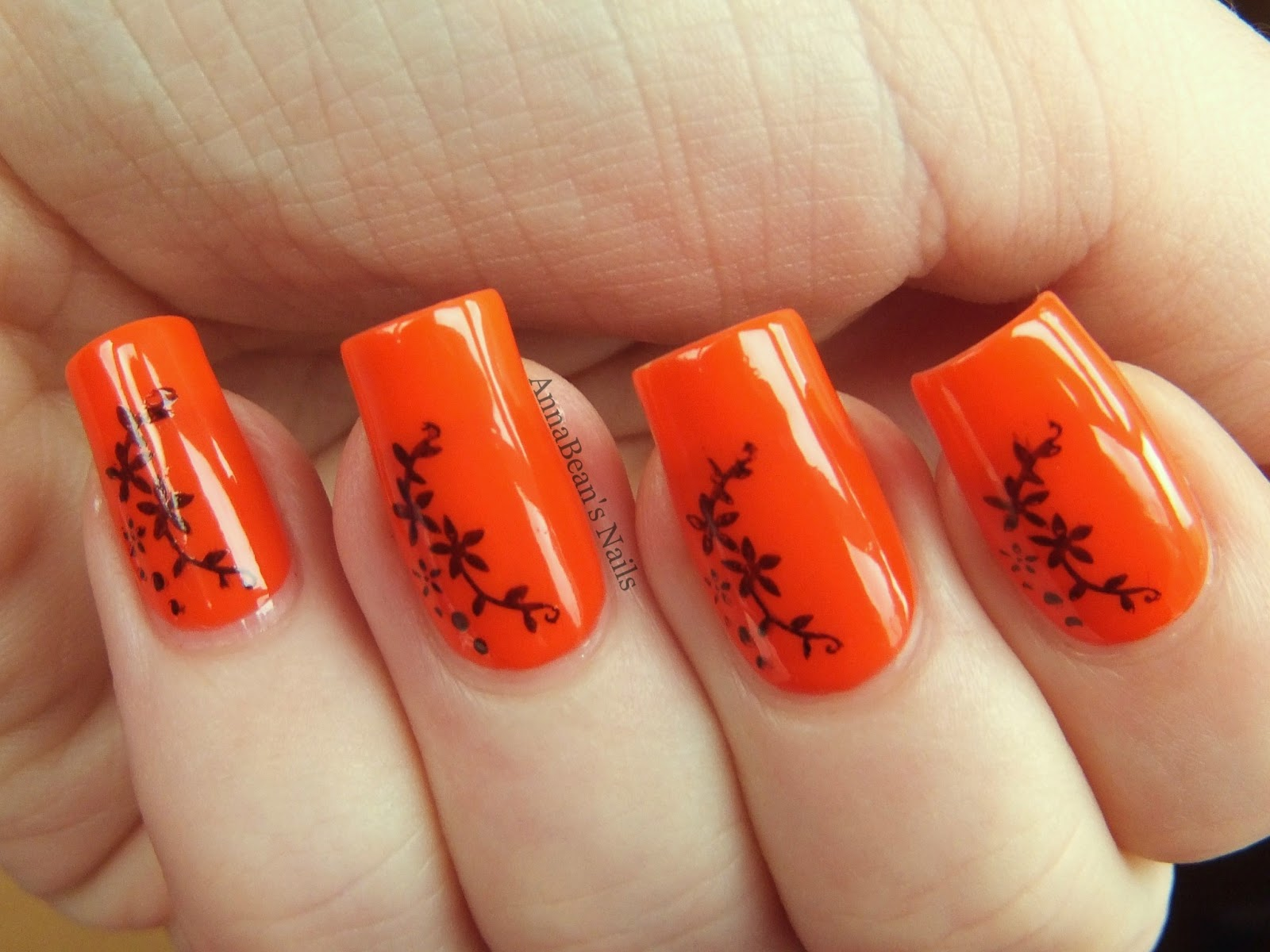 Full color nail art - What Does Your Nails Color Say About Your Personality Know Your Personality From Your Nails