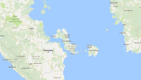 provinsi termuda di indonesia tahun 2004