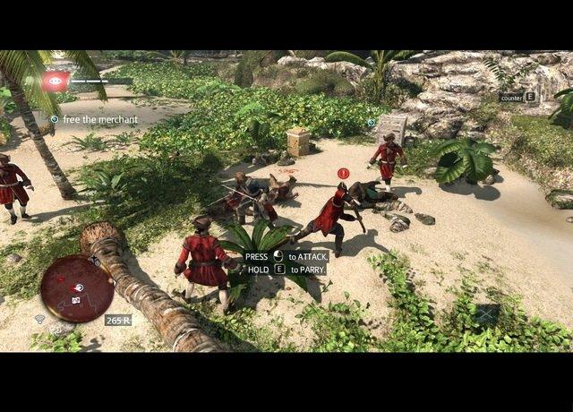 Assassin's Creed 4 Black Flag Games Screenshots