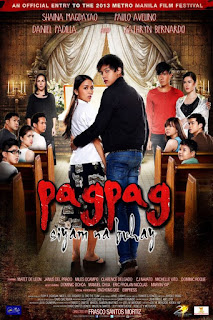 The movie follows a group of teenagers that are terrorized by an evil spirit.