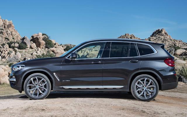 Novo BMW X3 2018