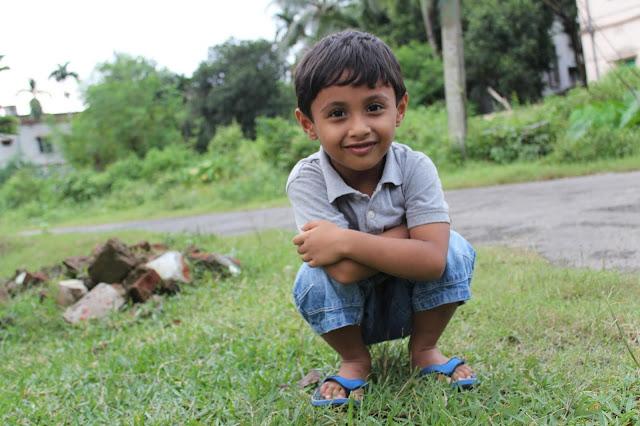 Sourajit Saha's Nephew Rick 13