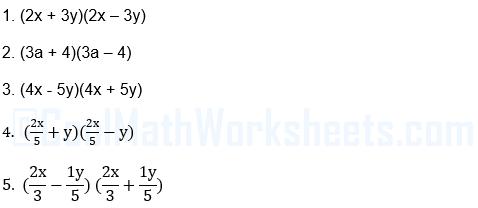 Algebra equations