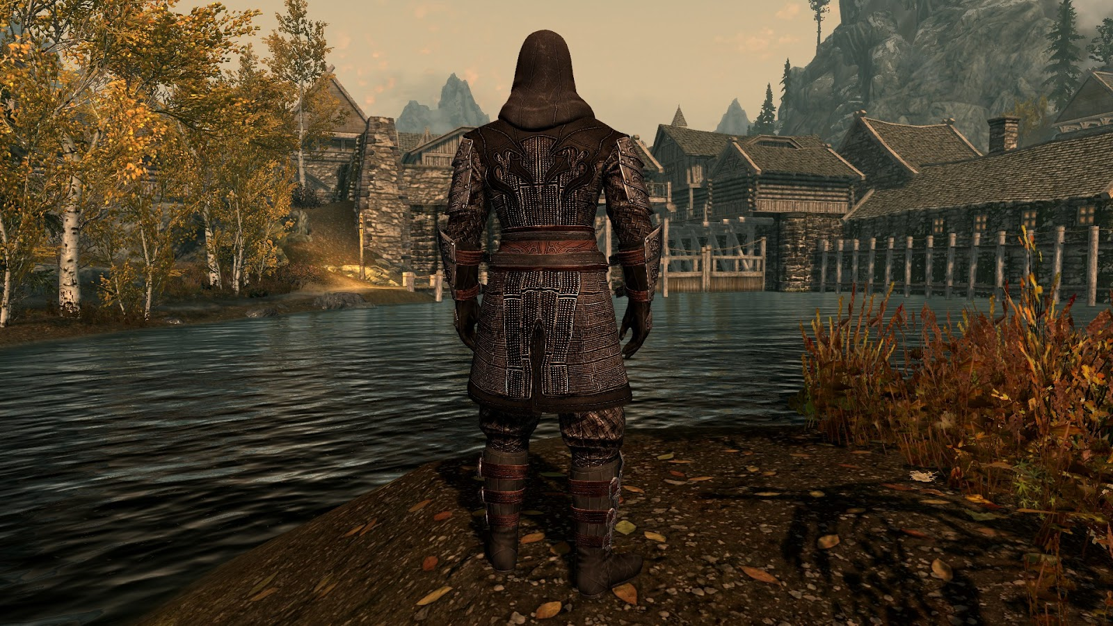 Evil Mastermind Armor