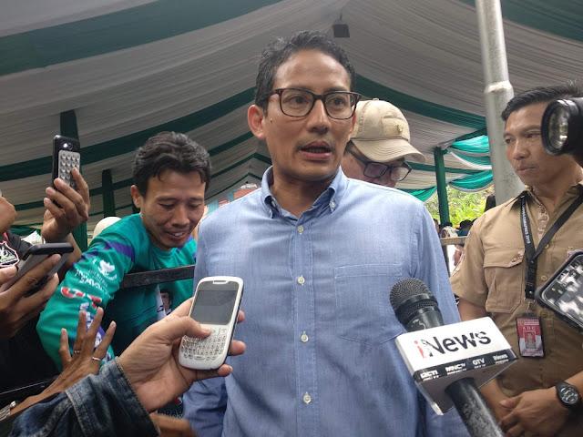 Prediksi Sandi, Indonesia Masuk Tujuh Ekonomi Terburuk Di 2030