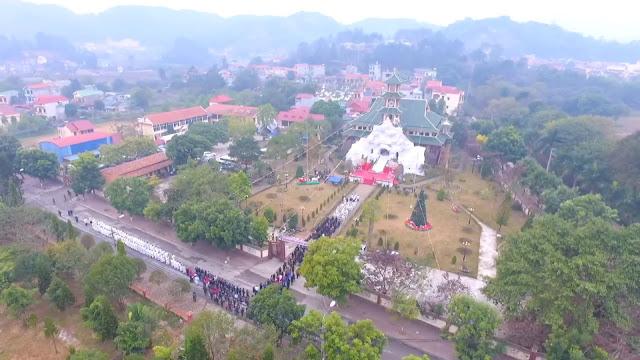 Lễ truyền chức Phó tế và Linh mục tại Giáo phận Lạng Sơn Cao Bằng 27.12.2017 - Ảnh minh hoạ 254