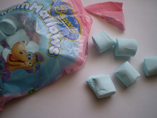 BEACON | BUBBLEGUM FLAVOURED MALLOWS (MARSMELLOWS)