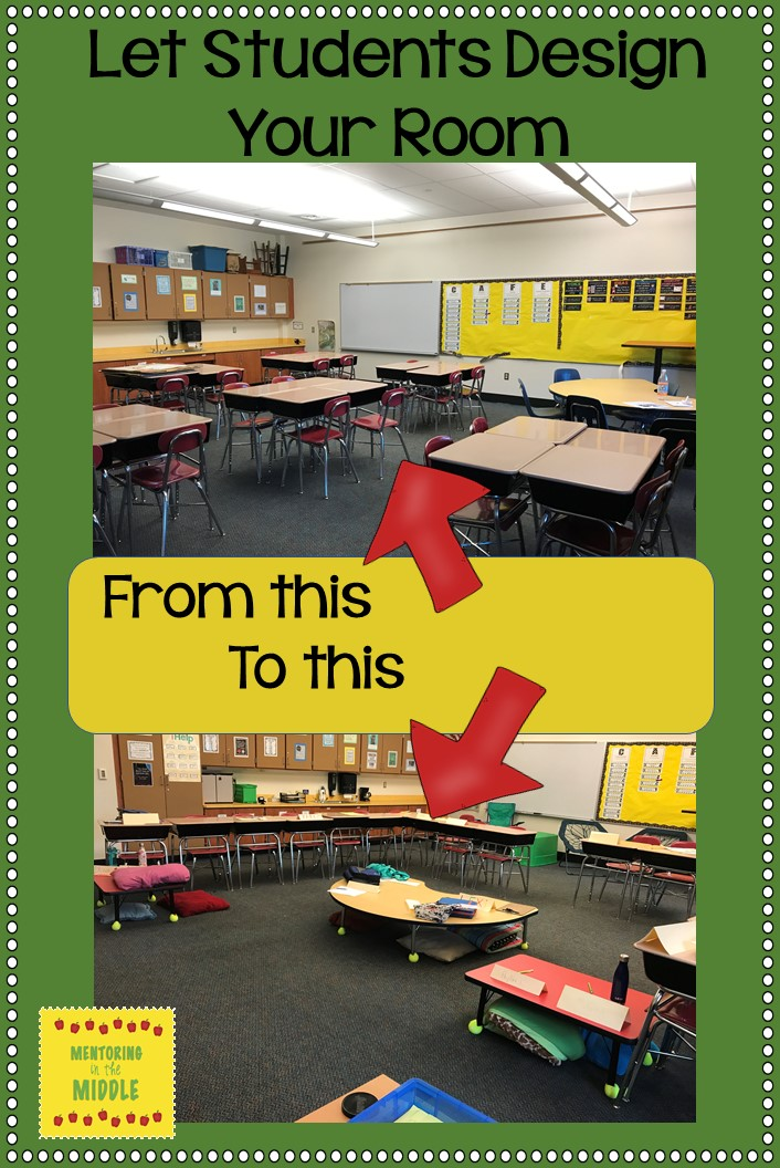 Unconventional Classroom Design : Mentoring in the middle