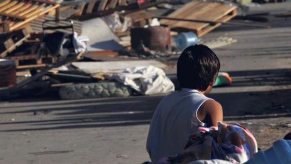 Aumenta a 27,3 % pobreza en Argentina, según informe