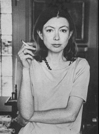 on morality joan didion essay Transcript of joan didion's on morality by joan didion paragraphs 1, 2 paragraph 2 and 3 paragraph 4 paragraph 5 didion relates the tone of the story she has just told to desert stories in general, but suggests sounds of the desert in prayer sings, jukebox music, imaginary rattlesnakes that are actually either a faucet, rustling paper, the wind.