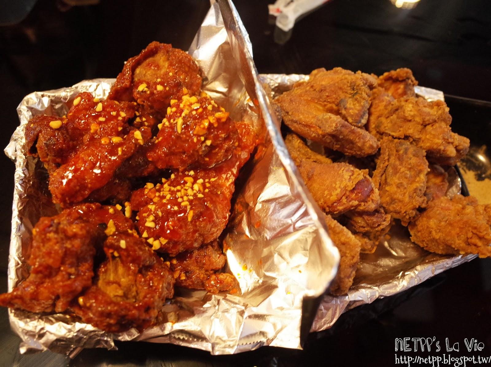 NETPP's La Vie: 【中壢】戲裡紅到戲外的韓式炸雞。飯醉集團韓式小吃