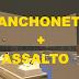 INTERIOR LANCHONETE + ASSALTO