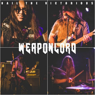 """Ο δίσκος των Weaponlord """"Hail the Victorious"""""""