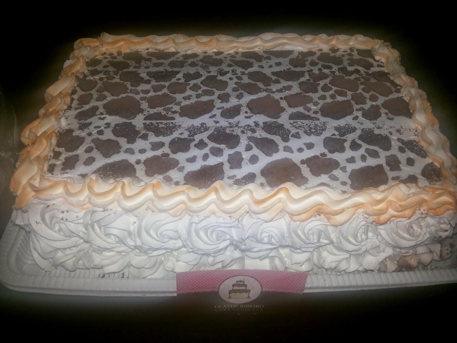 Glayde Ribeiro Cake Designer, bolos personalizados e cup