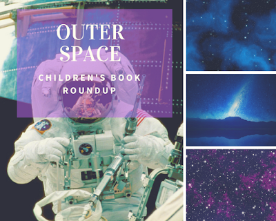 Outer Space Children's Book Roundup