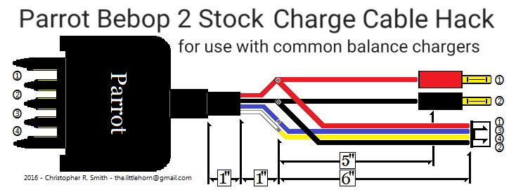 The High Pro Glow: Parrot Bebop 2 & Bebop 2 Power Stock
