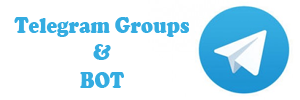 TELEGRAM GROUPS & BOT