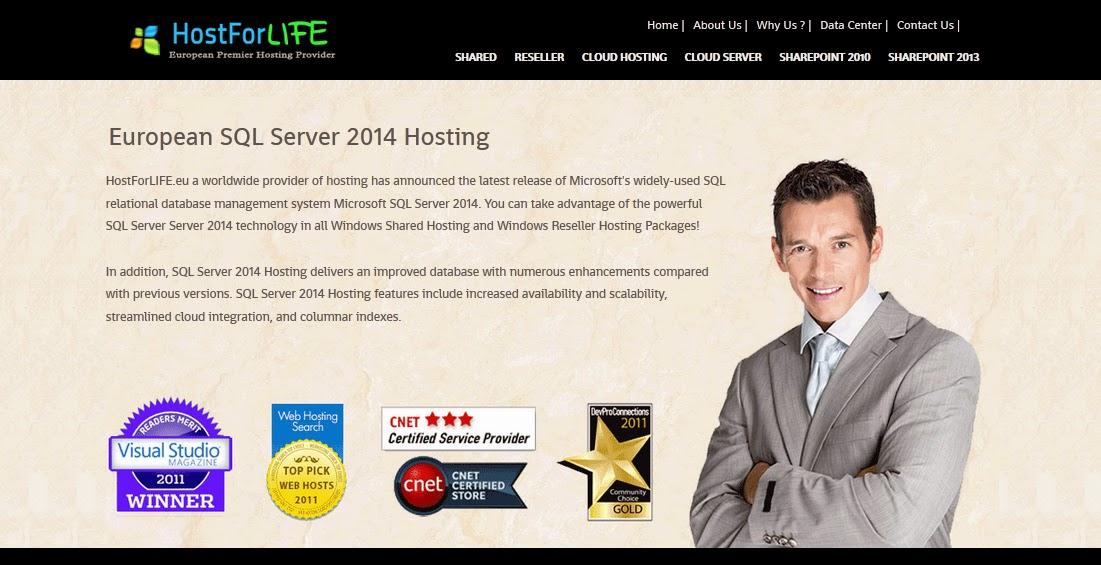 http://www.bestwindowshostingasp.net/go/Best-MSSQL-2014-Hosting