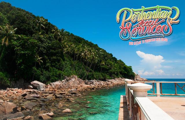 Pakej long beach pulau perhentian , long beach pulau perhentian kecil , kampung nelayan pulau perhentian kecil 2018