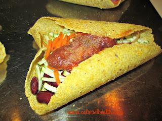 Vegan Taco and Salsa Recipes at Colors 4 Health