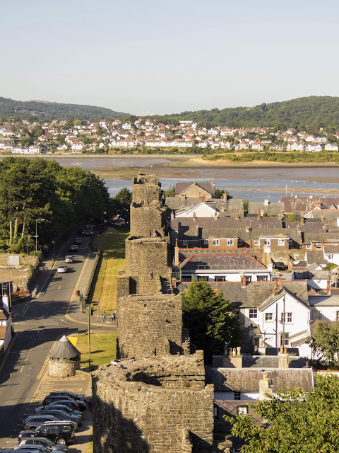 Things to do in Conwy Town North Wales: Walk the Conwy Town Wall